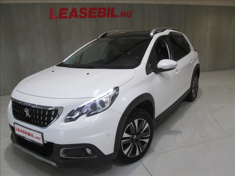 leasebil.nu privatleasing - Peugeot-2008-1.2--hvid-km-58500