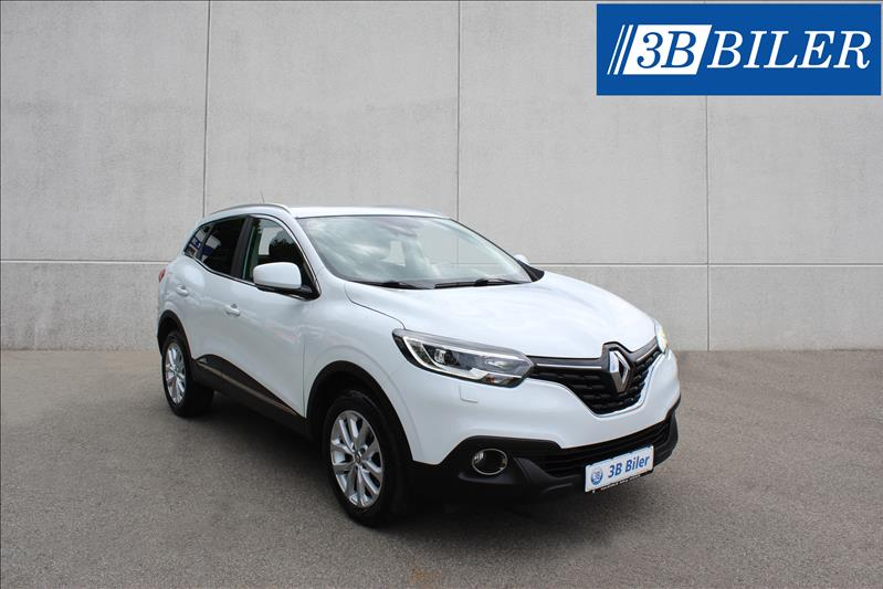 leasebil.nu privatleasing - Renault-Kadjar-1,-hvid-km-52000
