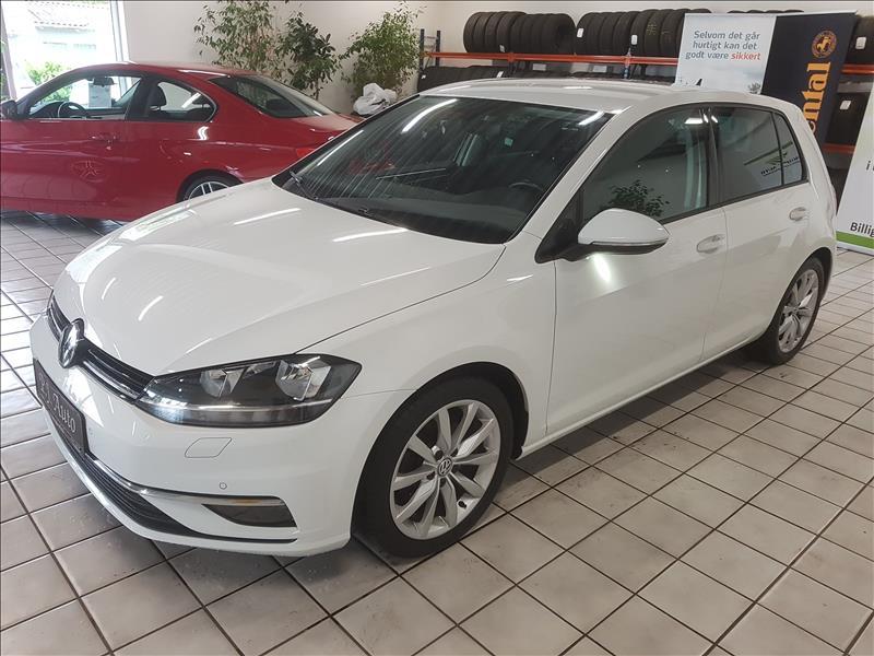 leasebil.nu firmabilen-VW-Golf-VII-1,4-T-hvid-km-48000