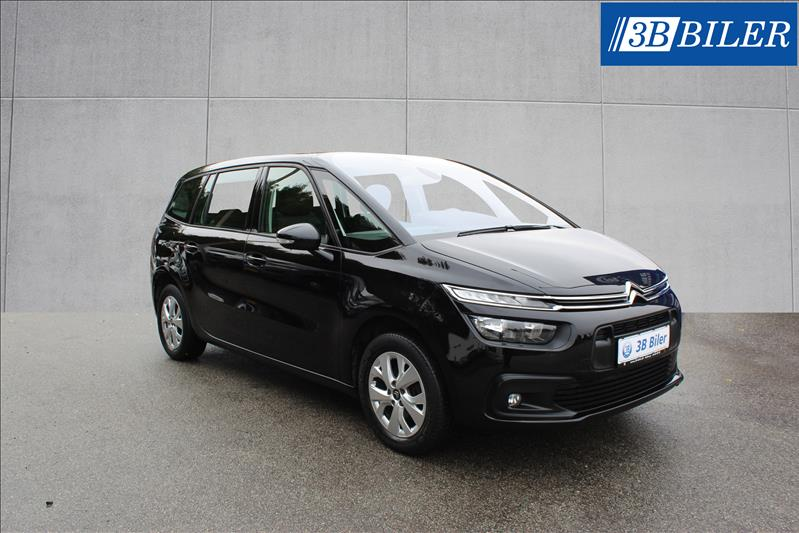 leasebil.nu firmabilen-Citroën-Grand-C4--sort-km-88000