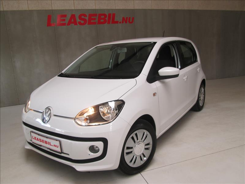 leasebil.nu privatleasing - VW-Up!-Move-up-1.-hvid-km-1