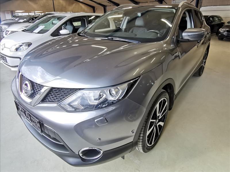 leasebil.nu privatleasing - Nissan-Qashqai-1.-koks-meta-km-92000