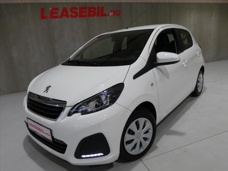 leasebil.nu privatleasing - Peugeot-108-1.0-B-hvid-km-24135