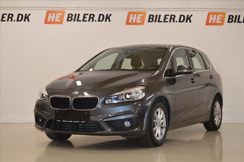 leasebil.nu privatleasing - BMW-218d-2,0-Acti-grå-metal-km-166000