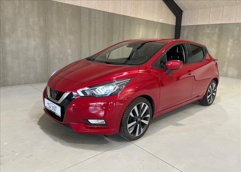 leasebil.nu privatleasing - Nissan-Micra-1.5--r°d-metal-km-51300