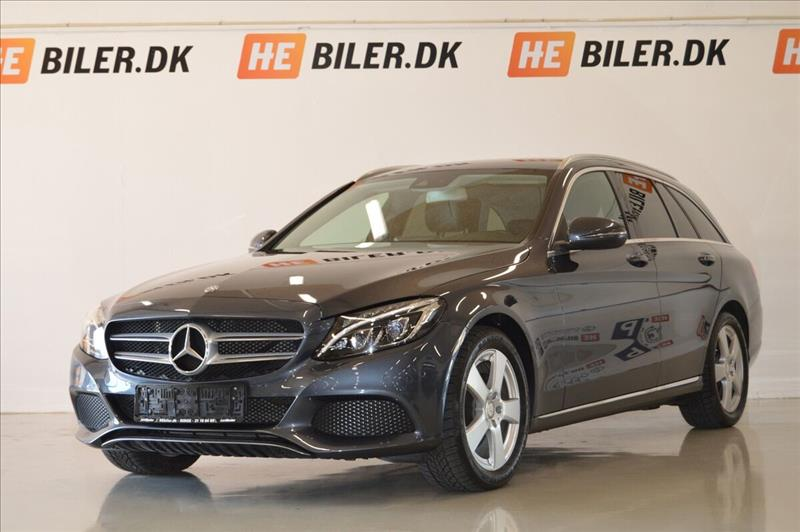 leasebil.nu privatleasing - Mercedes-C220-d-2-gr�-metal-km-93000