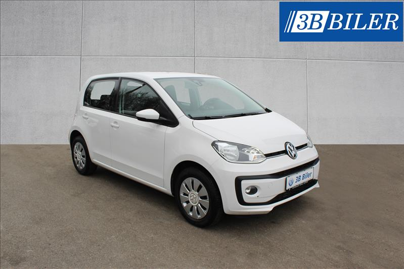 leasebil.nu privatleasing - Vw-Up!-1,0-MPI-BM-hvid-km-46000