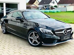 leasebil.nu firmabilen-Mercedes-Benz-C22-sort-meta-km-101400