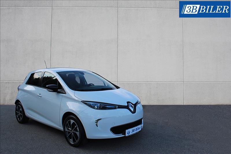 leasebil.nu privatleasing - Renault-Zoe-41-kW-hvid-km-5300