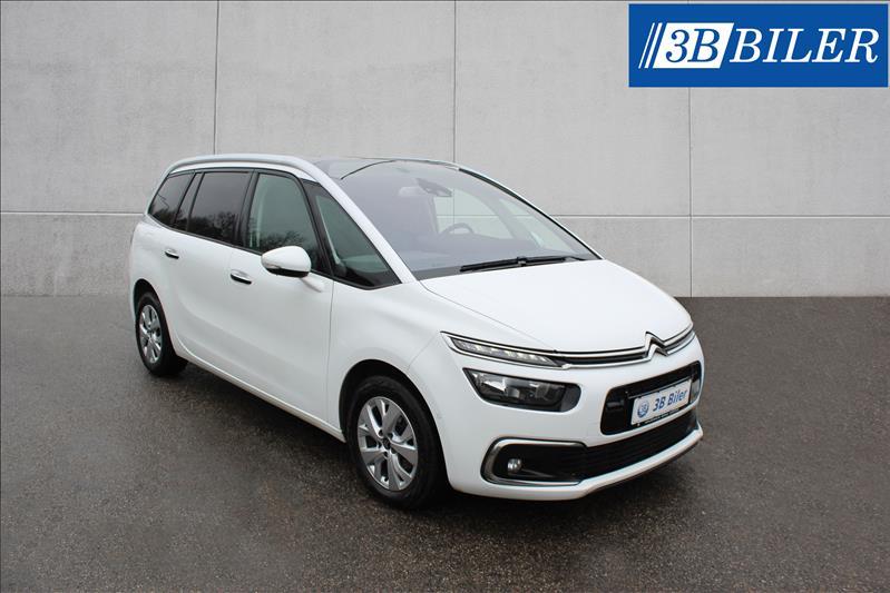 leasebil.nu firmabilen-Citroën-Grand-C4--hvid-km-135000