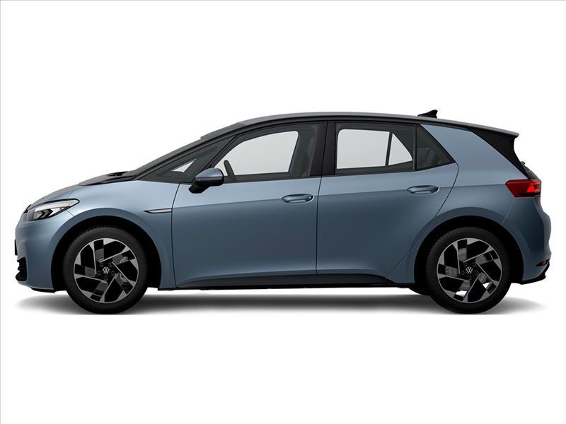 leasebil.nu firmabilen-VW-ID.3-LIFE-Perf-blå-metal-km-0