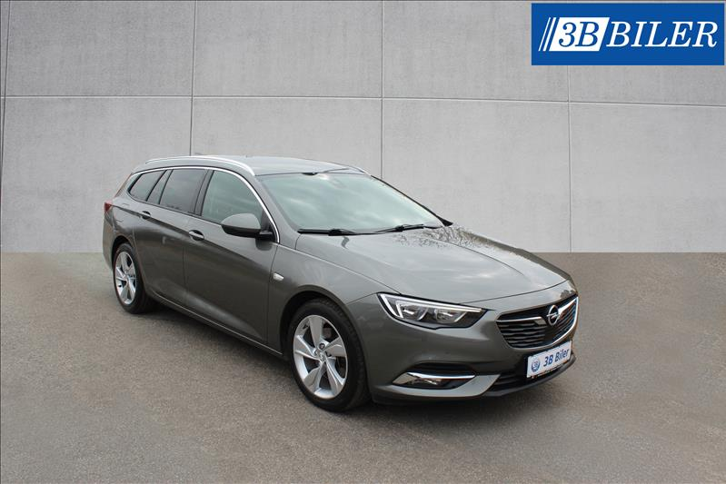 leasebil.nu privatleasing - Opel-Insignia-Spo-gr�-metal-km-76000