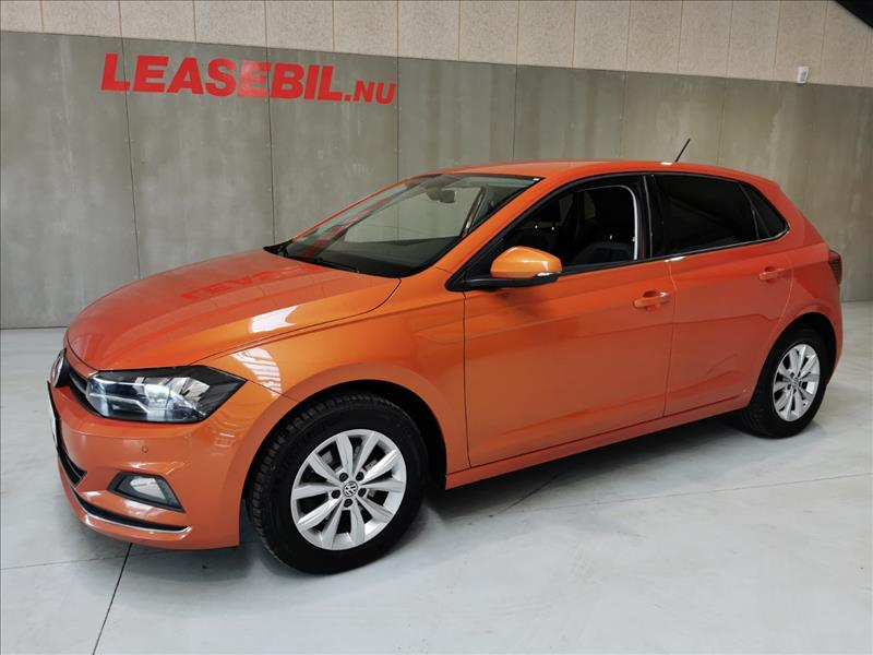 leasebil.nu privatleasing - VW-Polo-Highline--orange-me-km-88791
