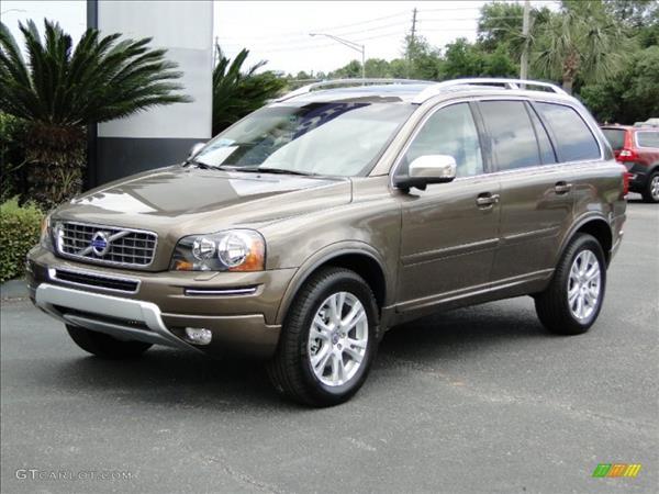 leasebil.nu firmabilen-Volvo-XC90-D5-2,4-bronzemet-km-215000