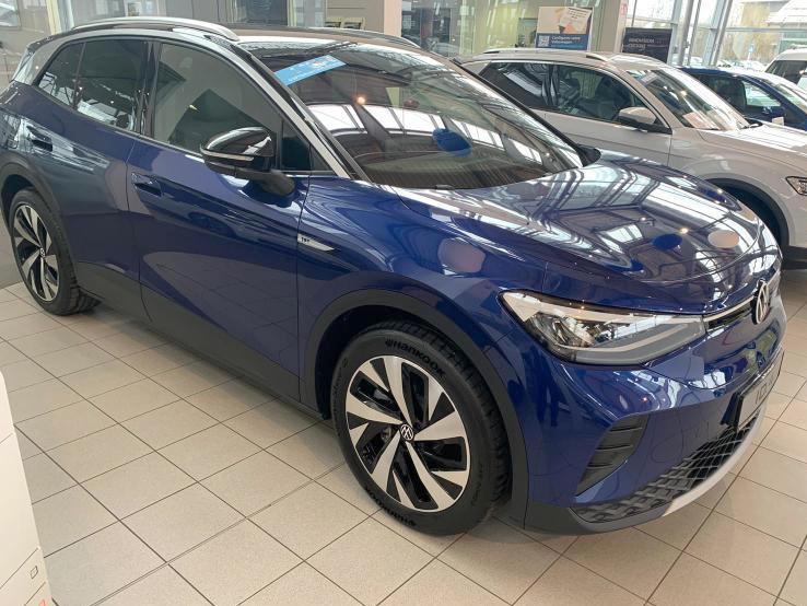 leasebil.nu firmabilen-VW-ID.4-Pro-Perfo-blå-metal-km-0