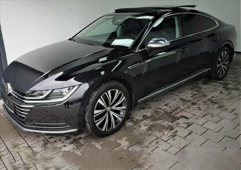 leasebil.nu firmabilen-VW-Arteon-2.0-TDI-sort-meta-km-100000