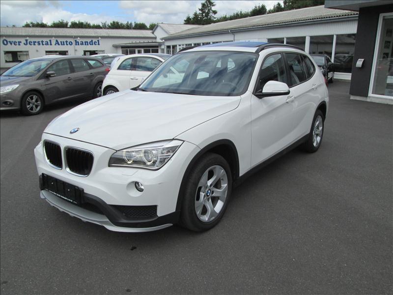 leasebil.nu privatleasing - BMW-X1-xDrive-2.0-hvid-km-150000
