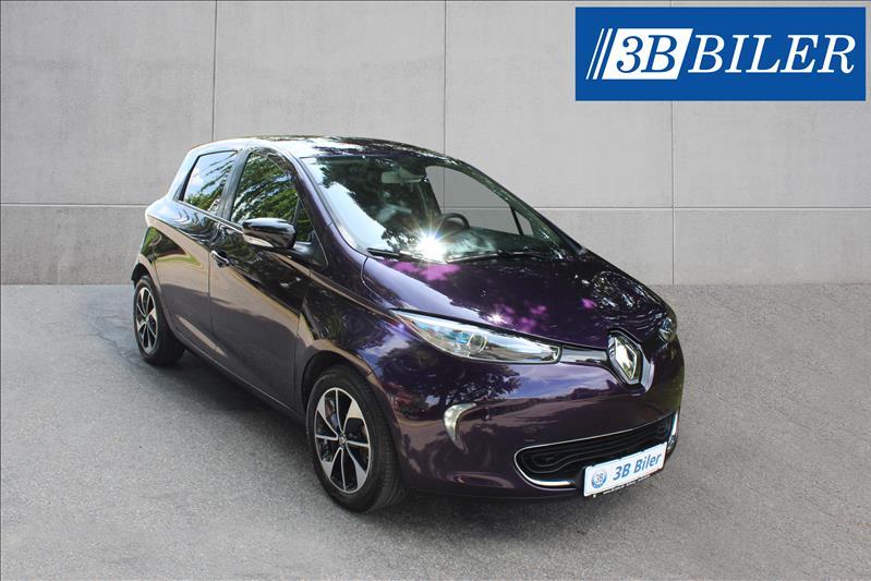 leasebil.nu firmabilen-Renault-Zoe-41-kW-lilla-met-km-26000