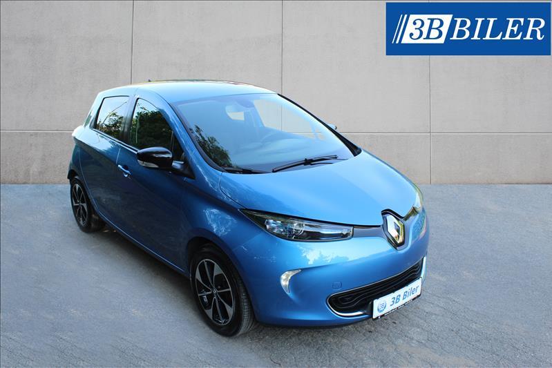 leasebil.nu firmabilen-Renault-Zoe-41-kW-blå-metal-km-8700