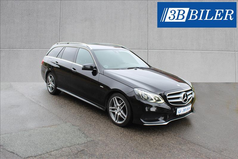leasebil.nu privatleasing - Mercedes-Benz-E35-sort-meta-km-150000