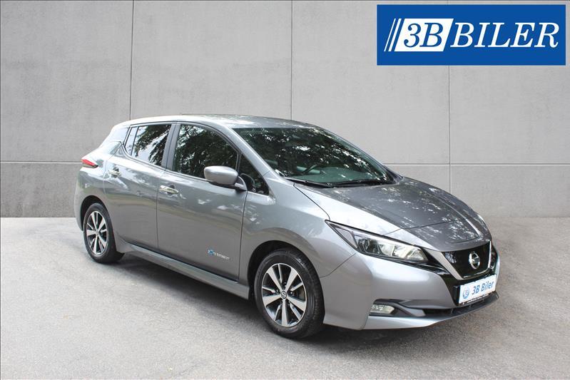 leasebil.nu privatleasing - Nissan-Leaf--Acen-gr�-metal-km-101000