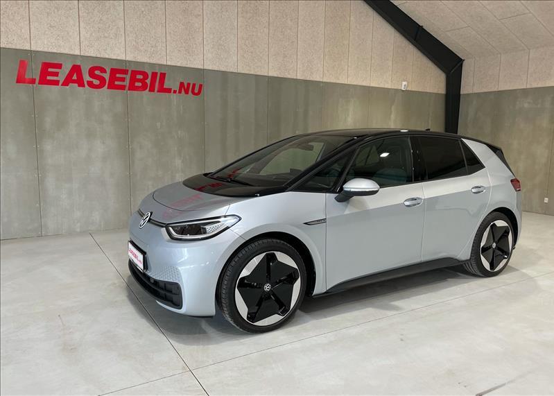leasebil.nu firmabilen-VW-ID.3-Tour-Auto-sølvmetal-km-10