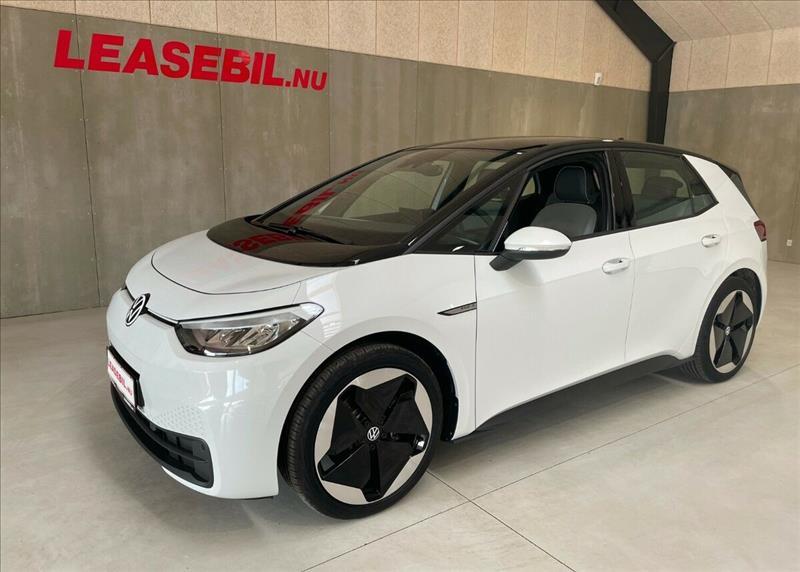 leasebil.nu firmabilen-VW-ID.3-Pro-S-Aut-hvid-meta-km-10