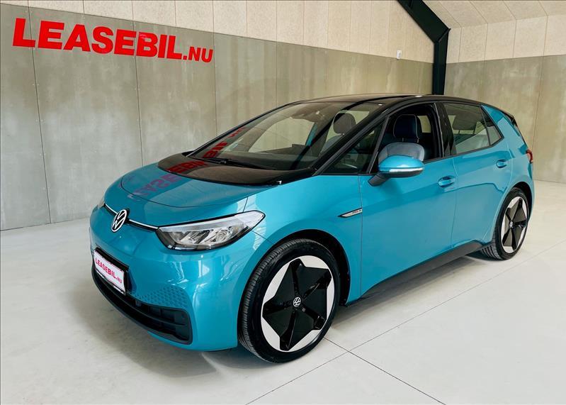 leasebil.nu privatleasing - VW-ID.3-Pro-S-Aut-turkis-me-km-10
