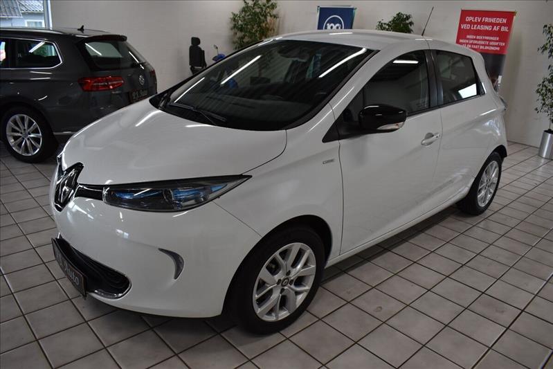 leasebil.nu privatleasing - Renault-Zoe-Life--hvid-km-10000