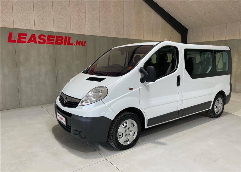 leasebil.nu firmabilen-Opel-Vivaro-2.0-C-hvid-km-179500